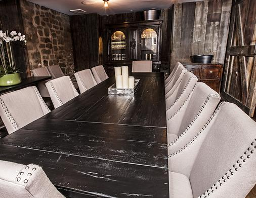 Old Stone Inn Boutique Hotel - Niagara Falls - Dining room
