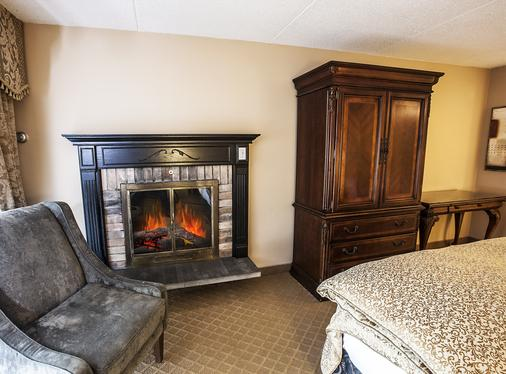 Old Stone Inn Boutique Hotel - Niagara Falls - Bedroom