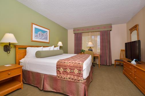 Best Western Plus King's Inn & Suites - Kingman - Schlafzimmer