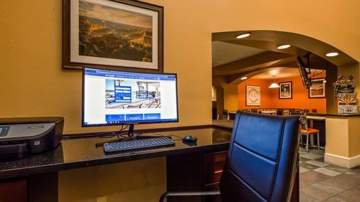 Best Western Plus King's Inn & Suites - Kingman - Business Center