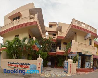 Siva Guest House - Mahabalipuram - Building