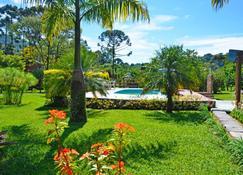 Pousada E Recanto Jardim da Luz - Visconde de Maua - Pool