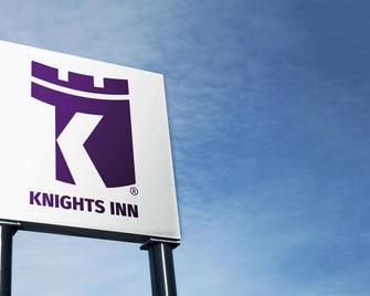 Knights Inn Crawfordsville - Crawfordsville - Building