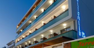 Atlantis City Hotel - Rhodes - Building