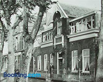 Loods Hotel Vlieland - Oost-Vlieland - Building