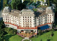 Regina Palace Hotel - Stresa - Edificio