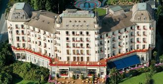 Regina Palace Hotel - Stresa - Building