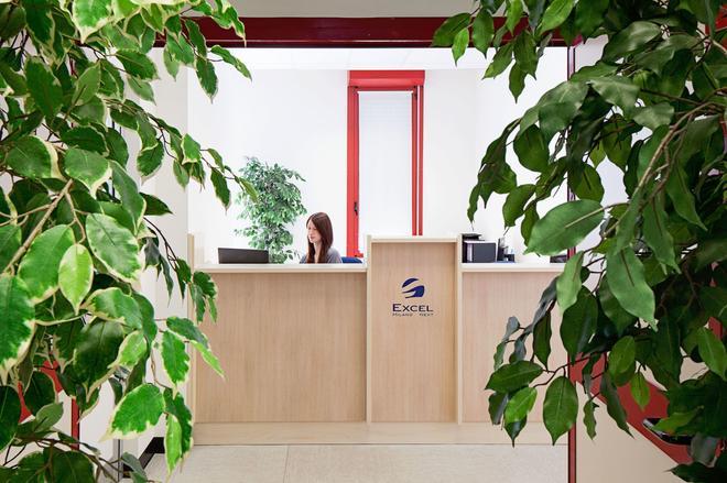 Excel Milano 3 Next - Rozzano - Front desk