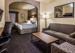 Best Western Plus Hill Country Suites - San Antonio - Bedroom