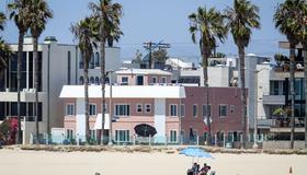 Venice on the Beach Hotel - Los Ángeles - Edificio