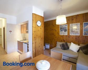 Apartament Boix petit - La Molina - Living room