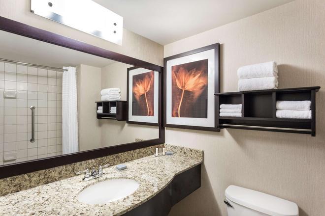 Wingate by Wyndham Regina - Regina - Bathroom