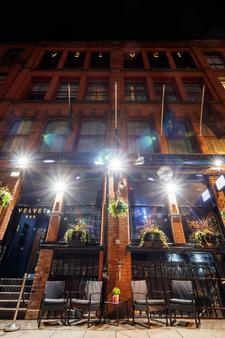 絲絨酒店 - 曼徹斯特 - 曼徹斯特 - 建築