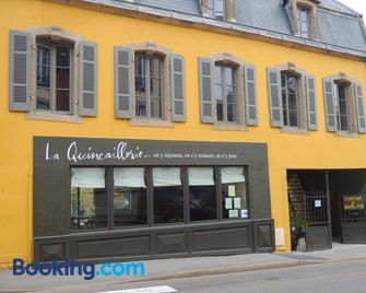 La Quincaillerie - Audierne - Building