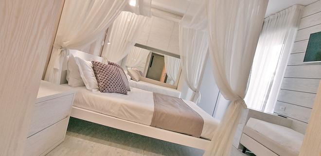 Hotel Villa Paola - Rimini - Bedroom
