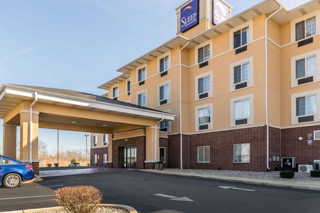 Sleep Inn and Suites Shepherdsville Louisville South - Shepherdsville - Building