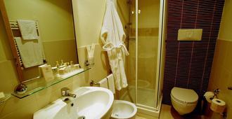 Hotel Sisto V - Rooma - Kylpyhuone