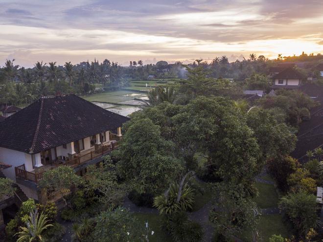 Sri Ratih Cottages - Ουμπούντ - Θέα στην ύπαιθρο
