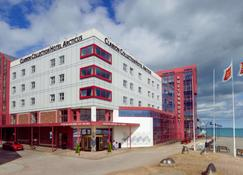 Clarion Collection Hotel Arcticus - Harstad - Rakennus