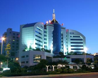 Harriway Garden Hotel Houjie - Dongguan - Building