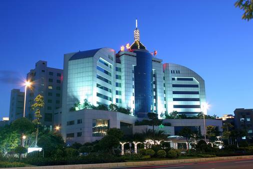 Harriway Garden Hotel Houjie - Dongguan - Κτίριο