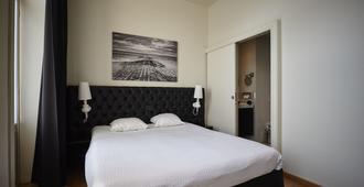 Hotel Le Parisien - אוסטנד - חדר שינה