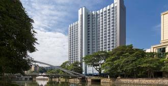 Four Points by Sheraton Singapore, Riverview - Singapura - Edifício
