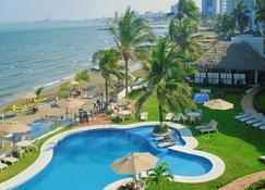 Playa Caracol Hotel & Spa - Boca del Río - Pool