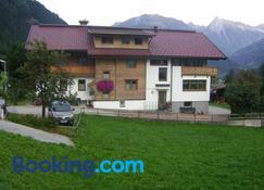 Haus Sonnegg - Finkenberg - Building