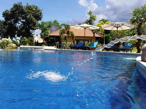 Puri Mangga Sea View Resort And Spa - Buleleng - Bể bơi