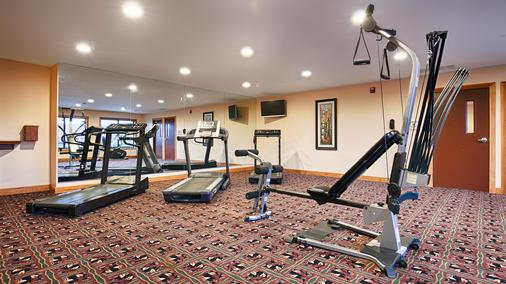 Best Western Plus Dockside Waterfront Inn - Mackinaw City - Gym
