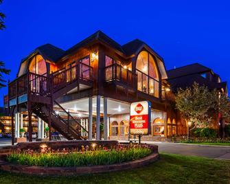 Best Western Plus Dockside Waterfront Inn - Mackinaw City - Building