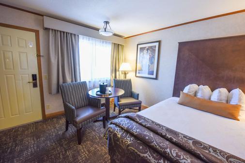 貝斯特韋斯特普拉斯碼頭海濱旅館 - 麥基諾市 - 麥基諾城 - 臥室