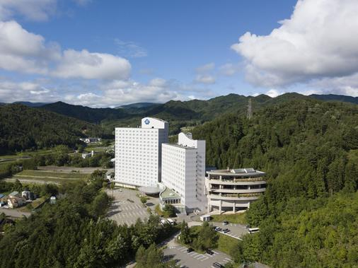 Hotel Associa Takayama Resort - Takayama - Edificio