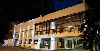 Portezuelo Hotel - Salta - Building