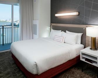 SpringHill Suites by Marriott Clearwater Beach - Clearwater Beach - Camera da letto