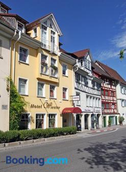 Hotel Garni Wiestor - Überlingen - Building