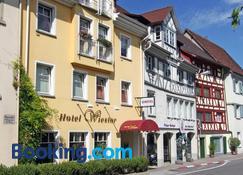 Hotel Garni Wiestor - Uberlingen - Gebouw