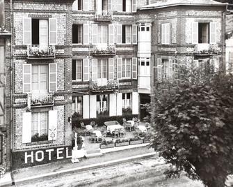 Hotel d'Angleterre - Étretat - Building