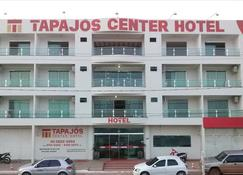 Tapajós Center Hotel - Santarém - Edificio