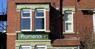 The Promenade - ברידלינגטון - בניין