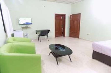 Posh Apartments - Lagos - Wohnzimmer