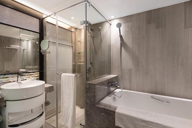台北亞都麗緻大飯店 - 台北 - 浴室