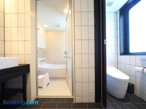 hotel androoms Nagoya Sakae - Nagoya - Bathroom