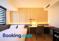 hotel androoms Nagoya Sakae - Nagoya - Bedroom
