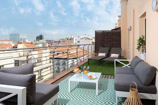 NH Madrid Lagasca - Madrid - Parveke