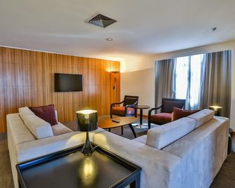 Oft Alfre Hotels - Goiânia - Living room