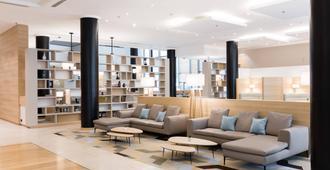Courtyard by Marriott Brussels - Bruselas - Lounge