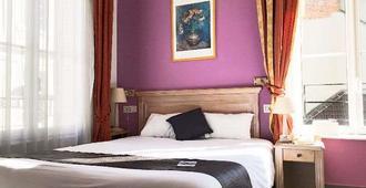 Brit Hotel Aux Sacres - Reims - Quarto