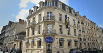 Brit Hotel Aux Sacres - Ρενς - Κτίριο